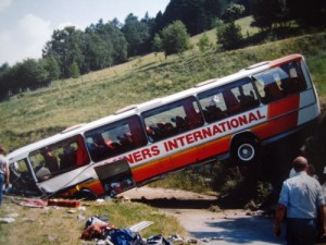 a bus accident