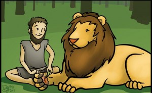 Rp The Slave And The Loin 300x184 Jpg Make An Easy