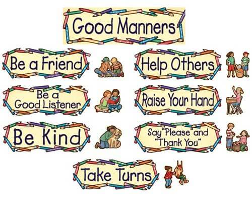 good manners in islam essay 'manners makes a man' is a true saying by manners we mean proper and respectful behavior towards all with whom we come in contact good manners come naturally to a.